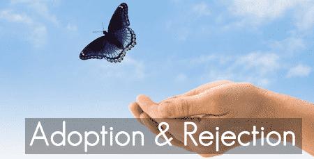 Healing adoption & rejecton