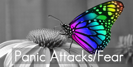 healing panic attacks & fear